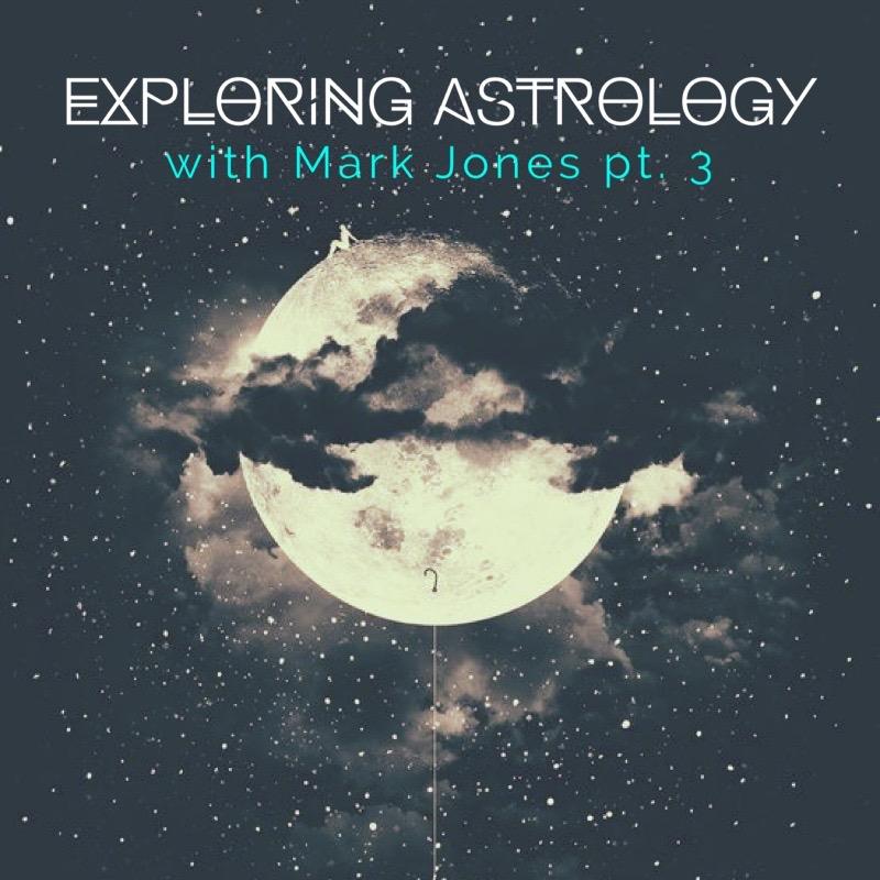 A deep conversation with Astrologer Mark Jones
